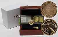 Niederlande 10 Euro Max Havelaar 2010 PP