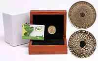 Niederlande 10 Euro 50. Jahre WWF 2011 PP