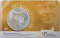 Niederlande 10 Euro Kön. Willem Alexander 2013 Coincard
