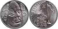 Slowakei : 10 Euro Jan Cikker  2011 Stgl.