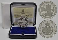 San Marino : 10 Euro Niccoló Machiavelli 2013 PP