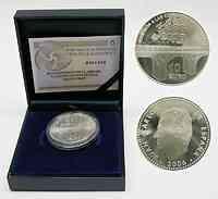 Spanien : 10 Euro 20. Jahrestag des Beitritts zur Europäischen Gemeinschaft durch Spanien und Portugal inkl. Originaletui und Zertifikat 2006 PP