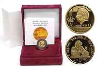 Belgien : 12,5 Euro König Albert II.  2011 PP 12 1/2 Euro Belgien 2011