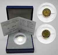 Frankreich : 1/4 Euro Franc Germinal inkl. Originaletui und Zertifikat  2003 PP