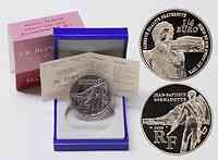 Frankreich : 1/4 Euro Bernadotte inkl. Originaletui und Zertifikat  2006 Stgl.