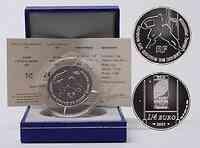 Frankreich : 1/4 Euro Rugby WM inkl. Originaletui und Zertifikat  2007 Stgl.