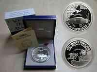 Frankreich : 1,5 Euro Charles Lindbergh, inkl. Originaletui und Zertifikat  2002 PP