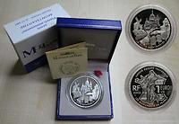 Frankreich : 1,5 Euro Montmartre inkl. Zertifikat und Originaletui 2002 PP