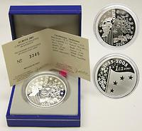 Frankreich : 1,5 Euro Europa-Münze, incl. Originaletui und Zertifikat  2005 PP