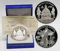 Frankreich : 1,5 Euro Invalidendom inkl. Originaletui und Zertifikat  2006 PP 1,5 Euro Invalidendom 2006
