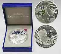 Frankreich : 1,5 Euro Michael Strogoff inkl. Originaletui und Zertifikat  2006 PP 1,5 Euro Strogoff 2006
