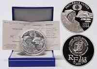 Frankreich : 1,5 Euro Paul Emile Victor inkl. Originaletui und Zertifikat  2007 PP