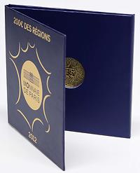 Frankreich : 200 Euro Regionen  2012 Stgl.