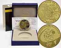 Frankreich : 200 Euro Tour de France  2013 PP