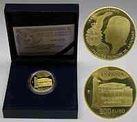 Spanien : 200 Euro 25. Prinz von Asturien-Preisverleihung inkl. Originaletui und Zertifikat 2005 PP