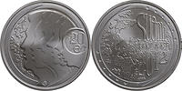 Finnland : 20 Euro Gleichheit und Toleranz  2012 Stgl.