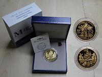 Frankreich 20 Euro Montmartre 2002 PP GOLD