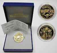 Frankreich 20 Euro Chambord 2003 PP GOLD
