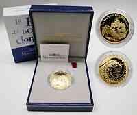 Frankreich : 20 Euro Dornröschen inkl. Zertifikat und Originaletui  2003 PP
