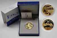 Frankreich : 20 Euro Motiv : Werfen, inkl. Originaletui und Zertifikat  2003 PP