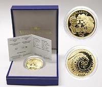 Frankreich 20 Euro Peter Pan 2004 GOLD PP
