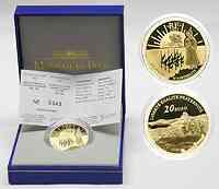 Frankreich : 20 Euro Schlacht bei Austerlitz inkl. Originaletui und Zertifikat  2005 PP