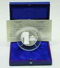 Frankreich : 20 Euro Arc de Triomphe inkl. Originaletui und Zertifikat  2006 PP 20 Euro Arc de Triomphe