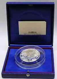 Frankreich : 20 Euro Michel Strogoff  2006 PP 20 Euro Silber Frankreich 2006; 20 Euro Strogoff