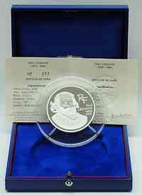 Frankreich : 20 Euro Paul Cezanne  2006 PP 20 Euro Cezanne Silber