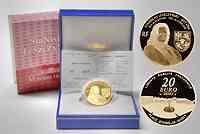 20 Euro Stanislas Leszczynski GOLD 2007 PP SELTEN