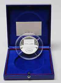 Frankreich : 20 Euro Cannes inkl. Originaletui und Zertifikat  2007 PP