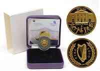 Irland 20 Euro 25 Jahre Gaisce 2010 PP Gold