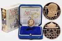 Italien : 20 Euro Andrea Palladio inkl. Originaletui und Zertifikat  2008 PP