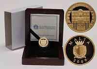 Malta : 50 Euro La Castellania  2009 PP
