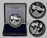 Slowakei : 20 Euro Nationalpark Velka Fatra  2009 PP