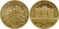 Österreich : 25 Euro 1/4 Unze 2010 Stgl.