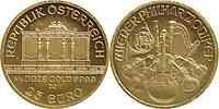 Österreich : 25 Euro Wiener Philharmoniker  2011 Stgl.