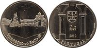 Portugal : 2,5 Euro Terreiro Do Paco 2010 Stgl.