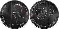 Portugal : 2,5 Euro 100 Jahre Militärakademie  2011 Stgl.