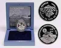 Portugal : 2,5 Euro Weinanbaugebiet auf der Insel Pico (Azoren)  2011 PP