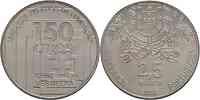 Portugal 2,5 Euro 150 Jahre Rotes Kreuz 2013 vz/Stgl.