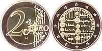 Österreich 2 Euro 50 Jahre Staatsvertrag 2005 Stgl.