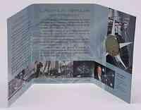 Belgien : 2 Euro Atomium Brüssel im Blister  2006 Stgl.
