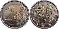 Belgien : 2 Euro 100. Weltfrauentag 2011 bfr