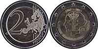 Belgien : 2 Euro 75 J. Königin-Elisabeth Internationaler Musik Wettbewerb 2012 bfr