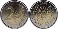 Finnland : 2 Euro EU-Erweiterung  2004 bfr