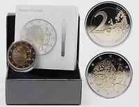Finnland 2 Euro 150 Jahre Finnische Währung 2010 PP