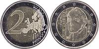 Finnland : 2 Euro Helene Schjerfbeck  2012 bfr