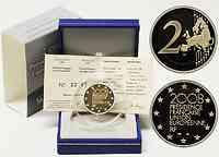 Frankreich : 2 Euro EU-Ratspräsidentschaft  2008 PP 2 Euro Frankreich 2008 PP