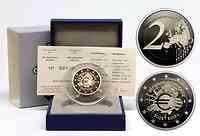Frankreich : 2 Euro 10 Jahre Euro Bargeld  2012 PP